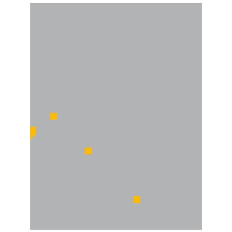 Karte der Standorte von Carpus+Partner