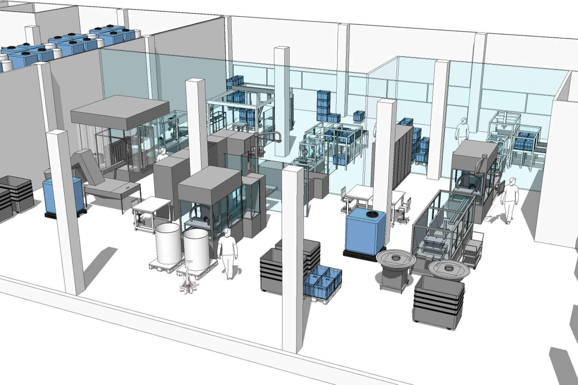 Zertifikatkurs Fabrikplanung
