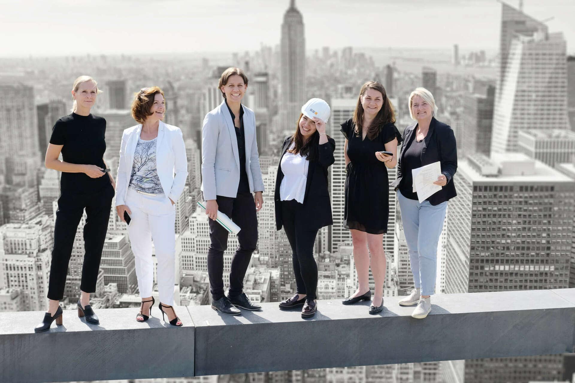women@work – Lasst uns am Netz werken!