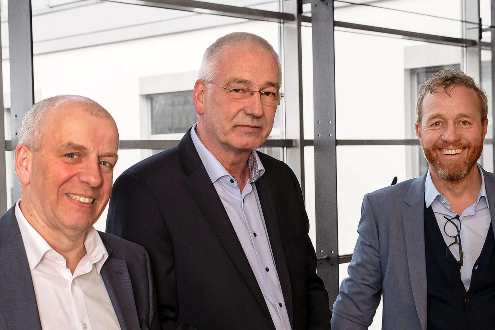 Wechsel im Vorstand Stiftung Smart Building